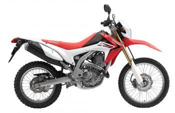 CRF250L FULL SET RED & WHITE PLASTICS ('12-'16)