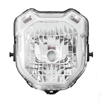 HONDA UNIT, HEADLIGHT