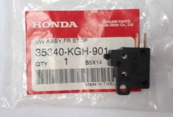 SWITCH ASSY., FRONT STOP