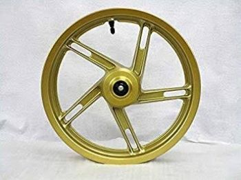 WHEEL, FRONT-GOLD