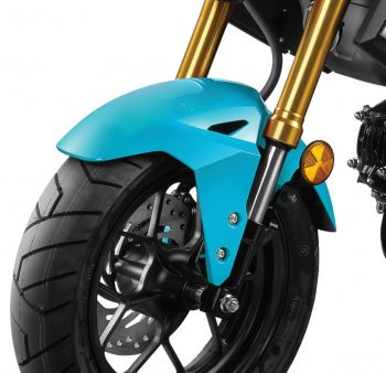 MSX125SF FENDER, FRONT-BLUE
