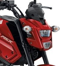 MSX125SF HEADLIGHT COVER-RED