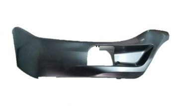 PCX125 COVER,LEFT SIDE - GRAY