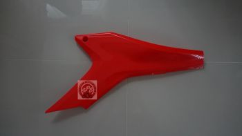CRF250L/M COVER,SIDE RIGHT-RED