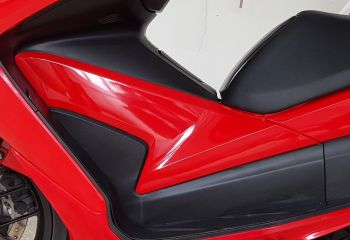 HONDA PANEL,L. FLOOR SIDE-RED