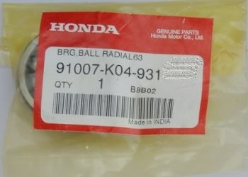 HONDA BEARING,RADIAL BALL,6302