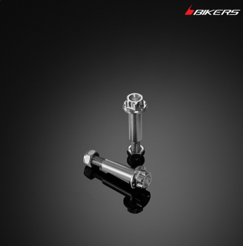 STAINLESS BOLT FRONT&REAR BRAKE LEVER (2 Pieces)