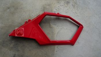 MSX125SF COVER,RIGHT SIDE-RED
