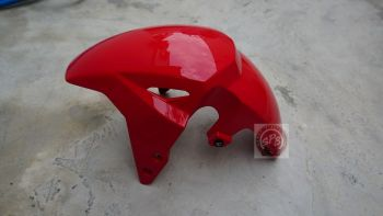 MSX125SF FRONT FENDER-RED
