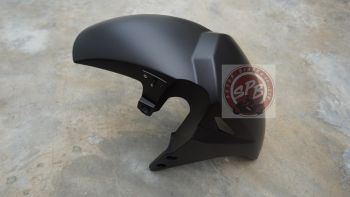 MSX125SF FRONT FENDER-MATT BLACK