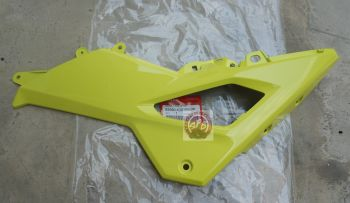 MSX125SF COVER,LEFT SIDE UPPER-LIME