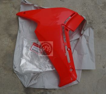 CRF250RL SHROUD, LEFT FRONT-RED