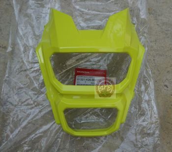 MSX125SF HEADLIGHT COVER-LIME