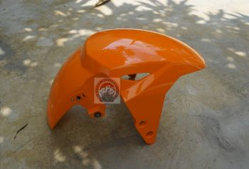MSX125SF FENDER, FRONT-ORANGE