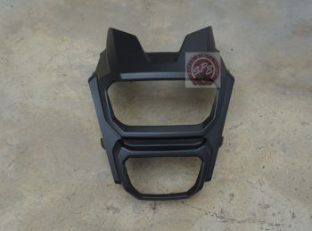 MSX125SF HEADLIGHT COVER-MATT BLACK