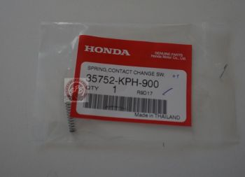 HONDA SPRING,CHANGE SWITCH CONTACT