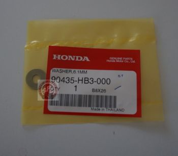 HONDA WASHER 6.1MM