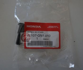 HONDA SCREW,SIDE STAND PIVOT