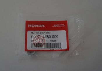 HONDA NUT-WASHER,6MM.