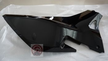 CRF250RL COVER, RIGHT SIDE - BLACK