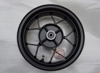 MSX125SF WHEEL,REAR-BLACK