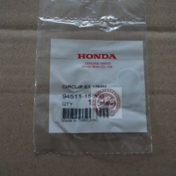 HONDA CIRCLIP, EXTERNAL 15MM.
