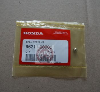 HONDA BALL,STEEL #8 (1/4)