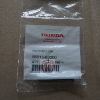 HONDA PIN C,PILLION STEP