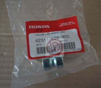 HONDA COLLAR,L. REAR WHEEL SIDE