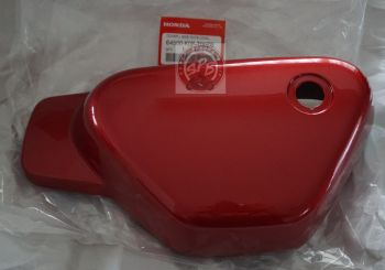 HONDA COVER,L SIDE-RED
