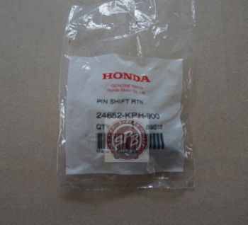 HONDA PIN,SHIFT RETURN SPRING