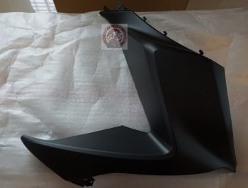 PCX150 COVER, LEFT FRONT-MATT BLACK