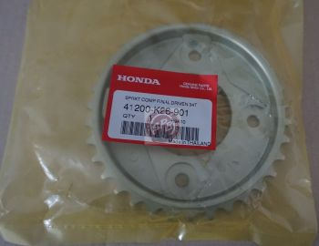 HONDA SPROCKET,FINAL DRIVEN (34T)