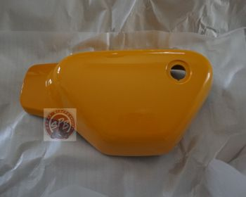 HONDA COVER,L SIDE-YELLOW