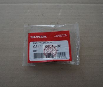HONDA BOLT-WASHER 5x16