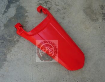 CRF250L/M REAR FENDER-RED