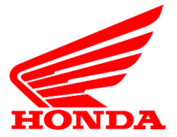 HONDA LABEL, CHAIN ADJUSTER (THAI)