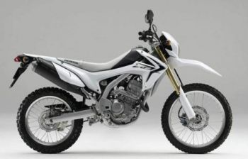CRF250L'17 FULL SET WHITE PLASTICS