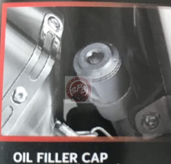 H2C OIL FILLER CAP