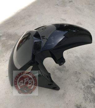 MSX125SF FRONT FENDER-GLOSS BLACK